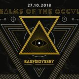 Jahua @ Bass Odyssey - Realms of the Occult - Rotterdam 27-10-2018