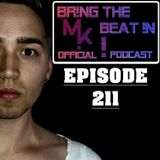 BR!NG THE BEAT !N Official Podcast [Episode 211]