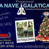 Programa A Nave Galatica 19/12/2016 - Karen Rodrigues - Liliana Ferlim e Jefferson Lain