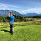 Life as a pro golfer