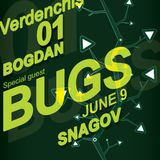Bugs @ Verdenchis01 (09.06.2012)