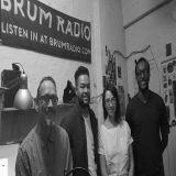 Brum Radio Poets September, with Rick Sanders and guest poets (24/09/2017)