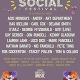 Nic Fanciulli @ The Social Festival at Centro de Eventos Autopista Norte - 18 March 2017
