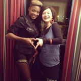 TIANA - the DANCEHALL DUCHESS - INTERVIEW FOR HIGHER VIBEZ RADIO - 13. April 2013