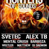 Wistler  @ Hunters Of Sounds (03.03.12 hardtechno lt radio)