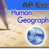 AP Human Geography Chapter 1