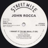"""I WANT IT TO BE REAL - JOHNNY """"D"""" DE MAIRO WKTU NY MIXSHOW"""