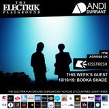 Electrik Playground103/10/15 : Booka Shade Guest Mix