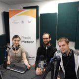 Poranek Meteora 30IV2016 (gość: Wojciech Ewertowski)
