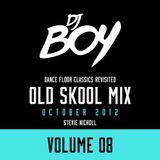 DJ Stevie Nicholl - Old Skool Mix Vol 8 (October 2012)