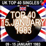UK TOP 40 : 09 - 15 JANUARY 1983