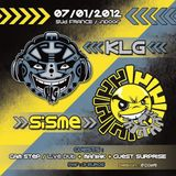 ZGEG KLG (mix hardtek oldschool) @ SISME.KLG party 07.01.2012