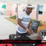 ON AIR @ WBTT 105.5 The Beat ( Mix 4 )