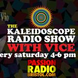 The Kaleidoscope Show #18 | 1st February 2014 | Ewan Hoozami Interview| Passion Radio Bristol|