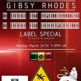 Gibsy Rhodes Spins A Dubophonic Set @ Artikal Vibes