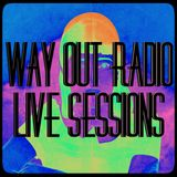 WAY OUT RADIO #102: DJ AMAZONICA INTERVIEW + ROCK AND REGGAE