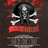SERGIO JIMENEZ Especial 6 Horas (Part4) 22-12-2013@Sala welcome