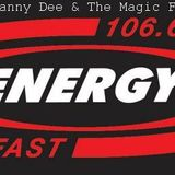 Club Energy on Energy 106 with DJ Danny Dee & The Magic Fly - 30th Oct 1999