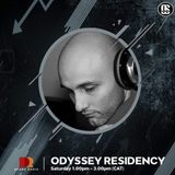 The Odyssey Residency (Drums Radio) 25 May 2019