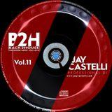 Back2House Radio Show Vol.11 by Jay Castelli - Summer 2016 Edition