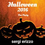 Halloween 2016 - Pre-Party
