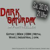 Dj Marc Stone - Club Cut 30.04.2016 Dark Saturday, Irish Pub SFB