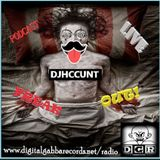#DJHCCUNT @ D.G.Radio - FREAK OUT! LIVE PODCAST OF VARIOUS ARTISTS 2018