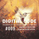 DIGITAL CODE - Psychedelic Trance - Compilation Mix - Episode 05