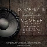 Harvey Tie @ The Cooper Lounge Bar (Bogotá, Colombia - May 20, 2015) [Deep House]