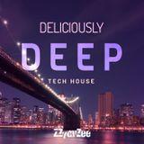 Deliciously Deep Tech - Juicy Tech House & Techno Mix 2014