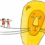 The Lion's Whisker from Circle Round