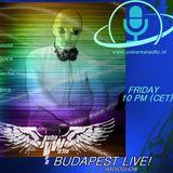 John von Wh1te - BUDAPEST LIVE! (ep. 216.)