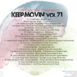 Angel Monroy Presents Keep Movin' 71