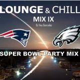 Super Bowl Upbeat Lounge & Chill Party Mix