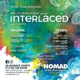 Promo Mix for Interlaced At Nomad June 1st 2018 by DJ Crookid