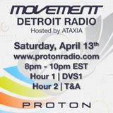 DVS1 @ Movement Detroit Radio (13-04-2013)