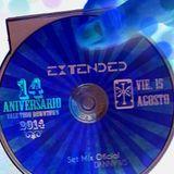 DANNY VS - 14º Anniversary ValeTodo DownTown SetMix (EXTENDED)