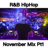 HipHop Dancehall RnB November Mix - @djintheorious