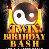Twin Birthday Bash @Club/Bar 501 06.04.18 (3 Hours Set)