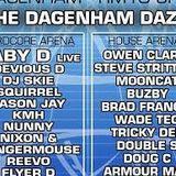 Live Club Set at Coaster Dagenham Daze 88-95 House Classics Steve Stritton Vintage Vinyl Set