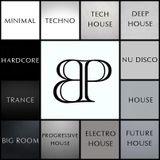 Dj B.Phoenix - From Minimal to Hardcore (January 2017) [Full Mix]