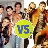 N-sync Vs. Backstreet Boys