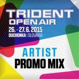 Redtek- promo mix Trident open air