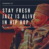 Adventure #137 Jazz Is Alive In Hip Hop w/ Ahmad Jamal, Madlib, Julius Brockington, Jeru The Damaja
