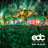 Kaskade - EDC Las Vegas 2018