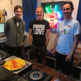 Daphni, Four Tet and Ben UFO DJ Set @ Dublab Studio