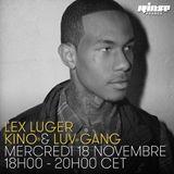 Lex Luger, Kino & Luv Gang - 18 Novembre 2015