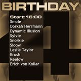 Dynamic Illusion - Infinity Sounds 4th Birthday live mix on Justmusic.fm 11.06.2012.