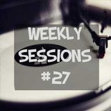 Weekly Sessions #27 (Week 06th)