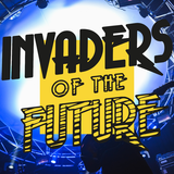 Invaders of the Future with The Sisters Gedge in cahoots with DIY 21.05.2018